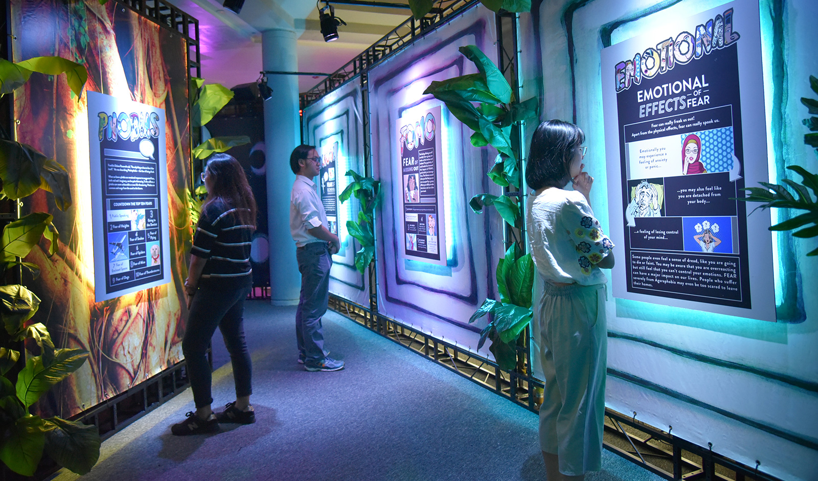 Visit Planner | Science Centre Singapore