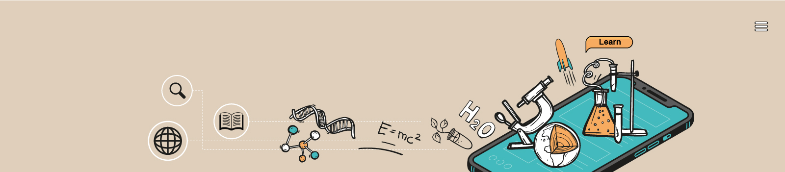 Ready Steady Science_Web Banner