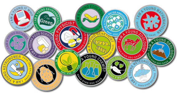 young-scientist-badges