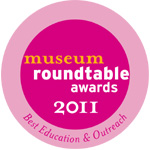 Museum Roundtable Awards logo