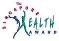 Singapore Health Awards logo