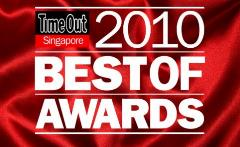 TimeOut Best Of Awards logo
