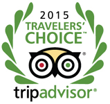 TripAdvisor Travelers Choice 2015 logo