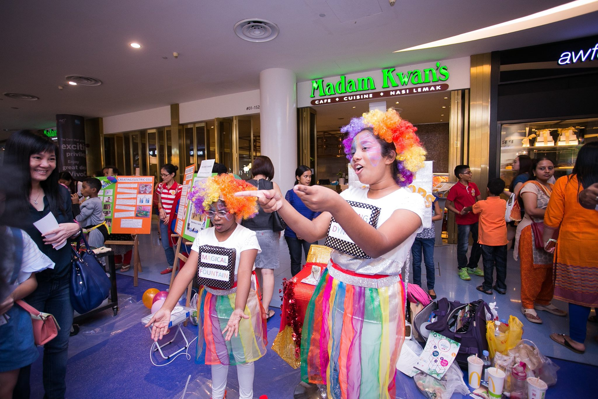 Science Buskers Festival | Science Centre Singapore