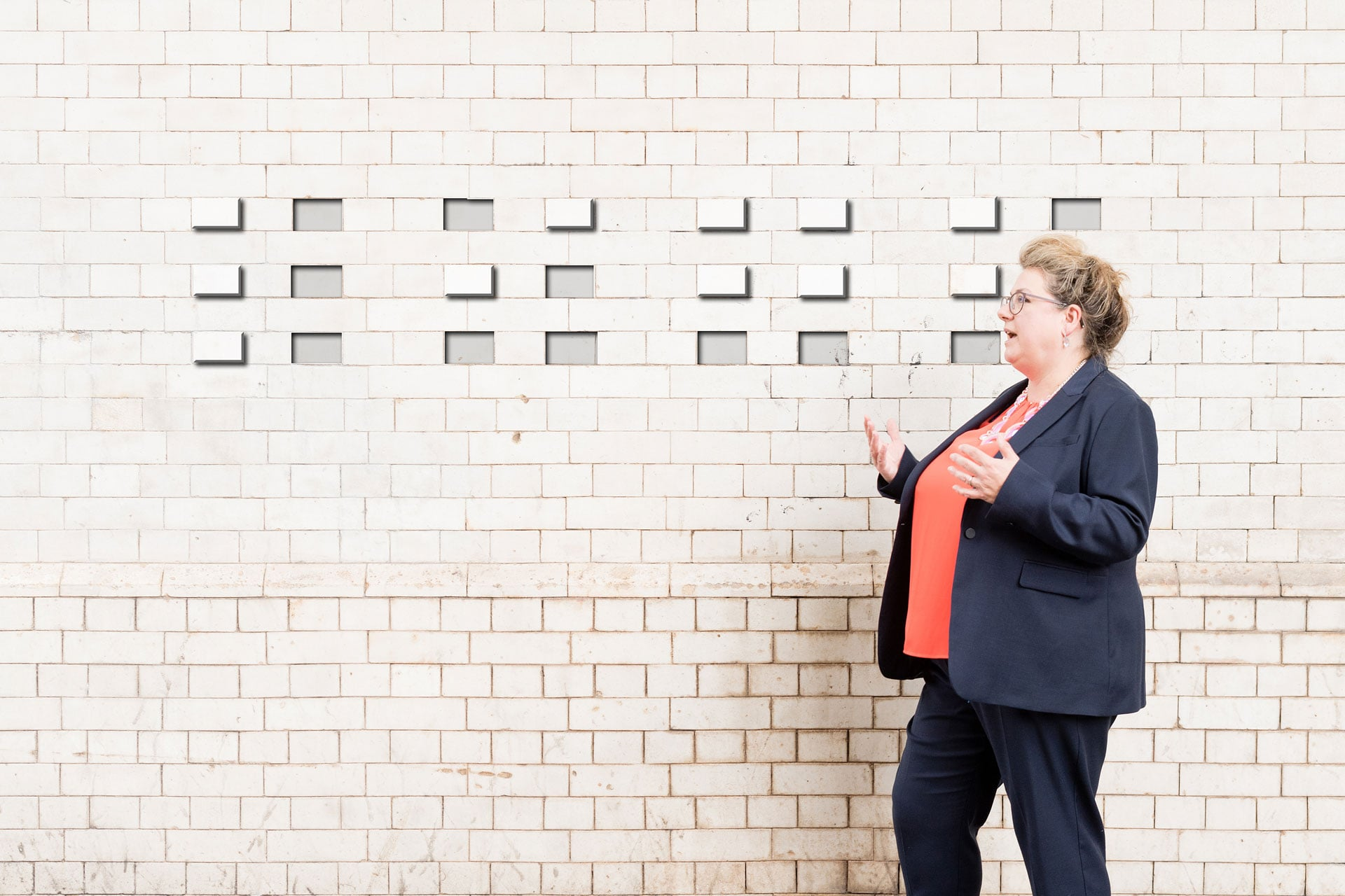 White Wall_Braille