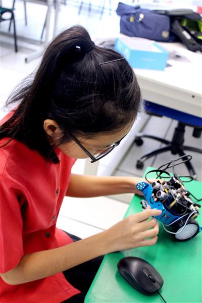 mBot Teaching Module