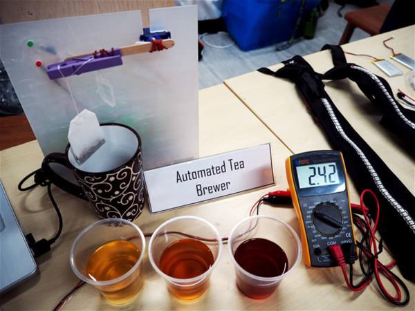 Tea-Brewer