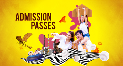 Be Inspired to Innovate - Admission Passes Web Teaser