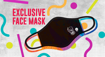 Exclusive Face Mask Promotion