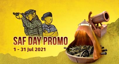SAF Day Promotion Web Teaser