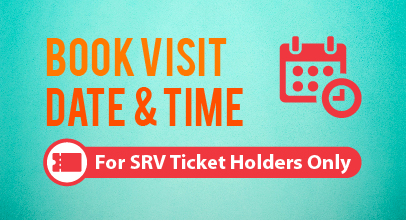 Singapore Rediscovers Voucher - Book Date and Time for SRV - Web Teaser