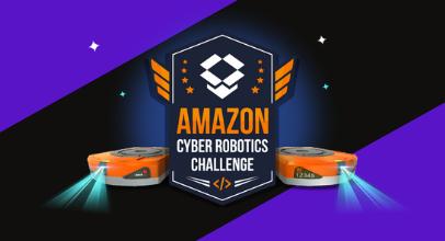 Amazon Cyber Robotics Challenge Teaser