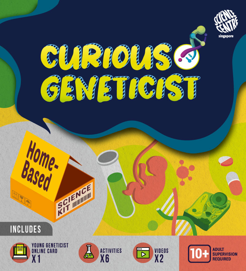 Home-Based Geneticist Kit (Cover)