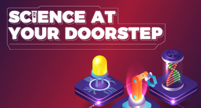 Science At Your Doorstep Teaser