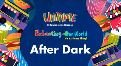 UNTAME 2021 - Rebooting Our World_After Dark