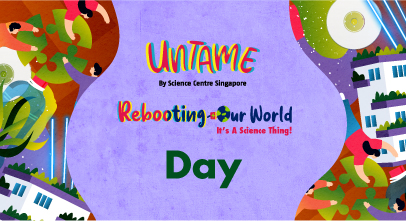 UNTAME 2021 - Rebooting Our World_Day