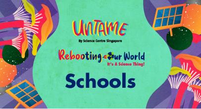 UNTAME 2021 - Rebooting Our World_Schools