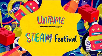 UNTAME 2021 - STEAM Festival
