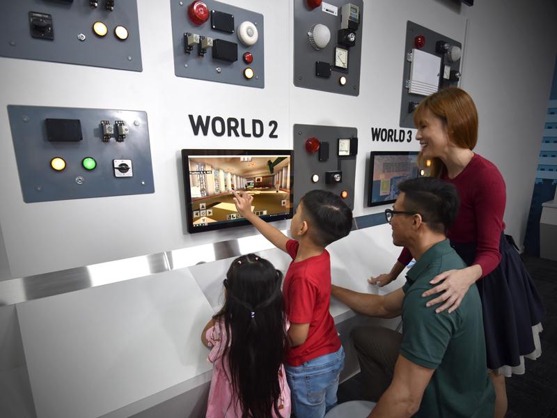Energy Exhibition - An Energy Efficient Future