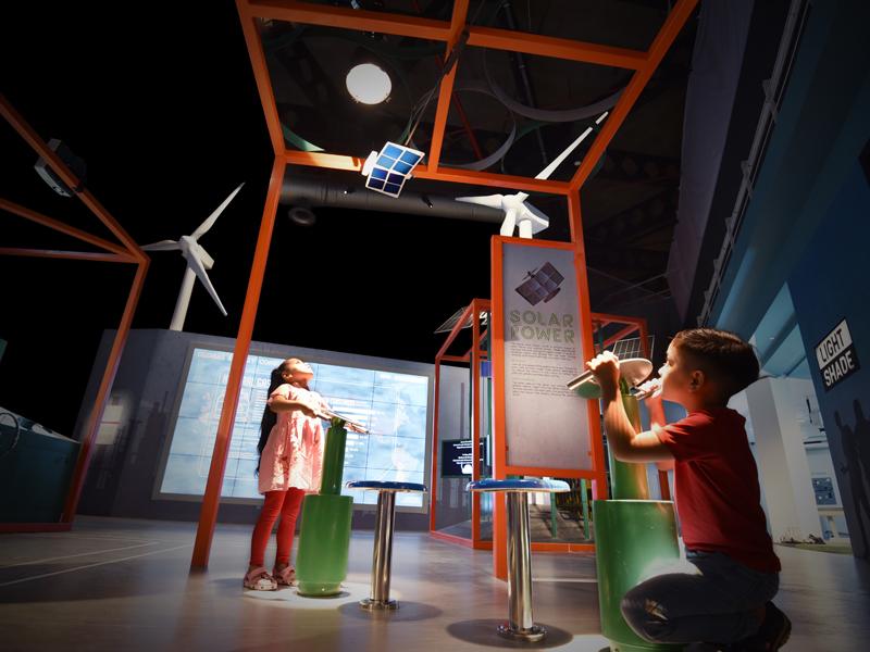 Energy Exhibition - Solar Power