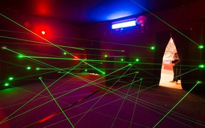 LaserMaze-Teaser