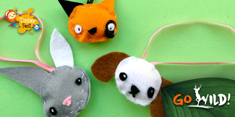 Tinker Fest 2019 - Go Wild! Animal Toy
