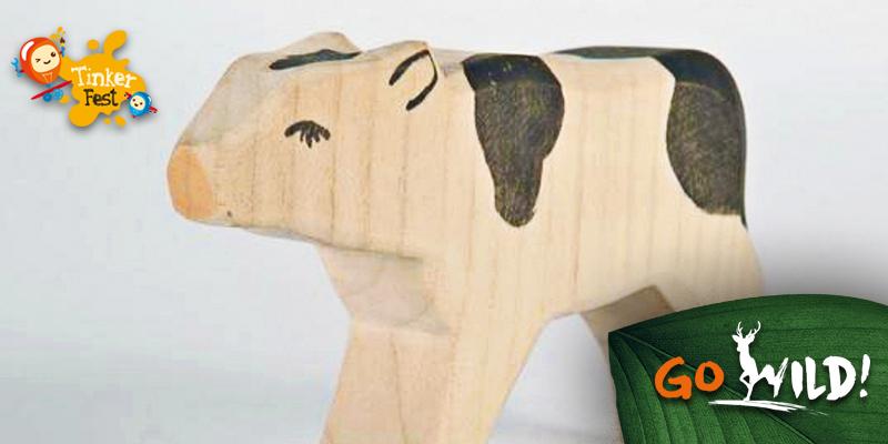 Tinker Fest 2019 - Go Wild! Wooden Creatures