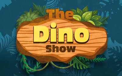 Teaser The Dino Show