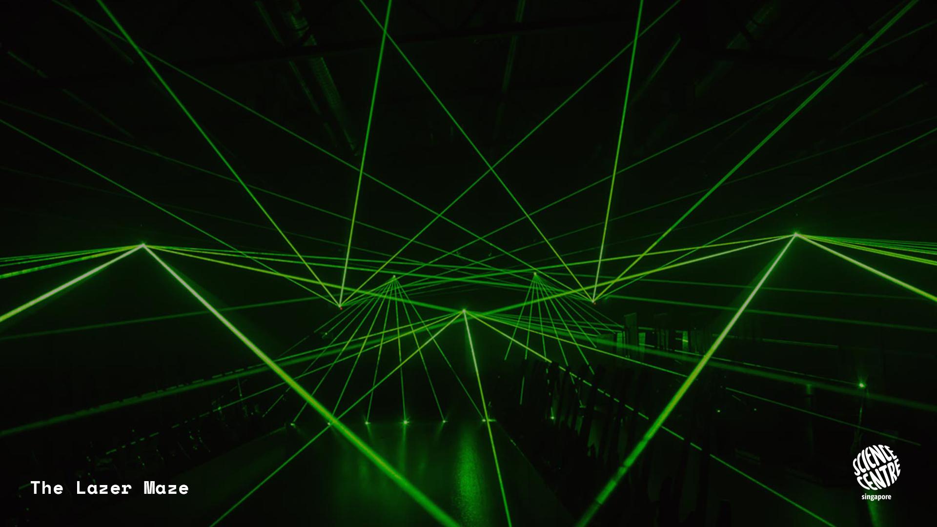 SCS_The Lazer Maze